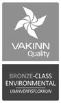 Vakinn - Bronze Class Environmental