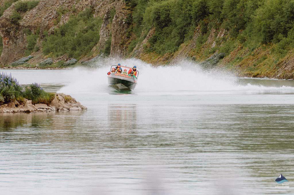 Amazing Jet Boat Adventure Tour