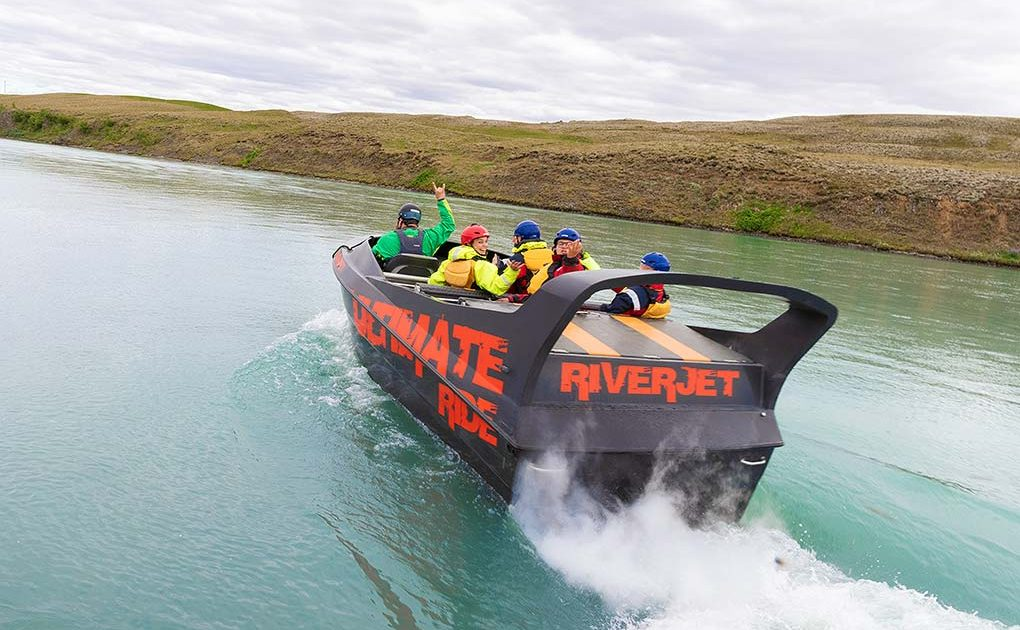 Jet Boat Tours | Day Tours | Arctic Adventures