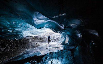 glacier-ice-cave
