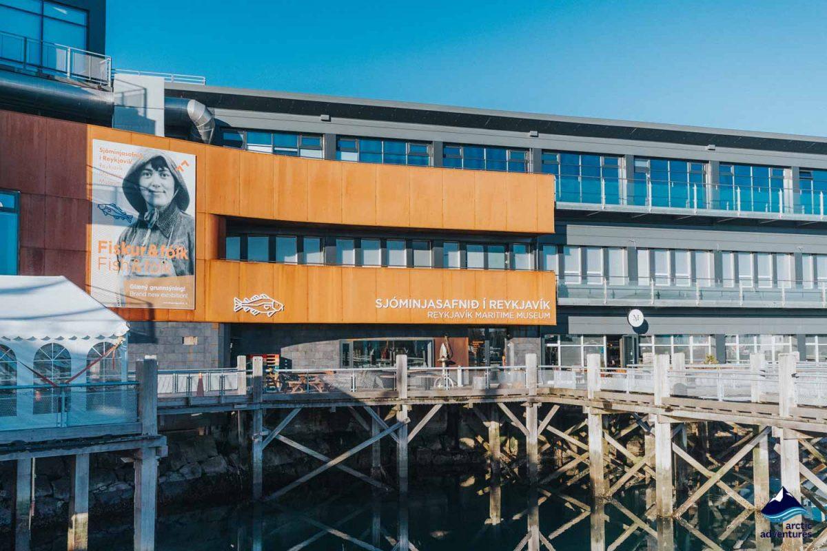 Reykjavik Maritime museum
