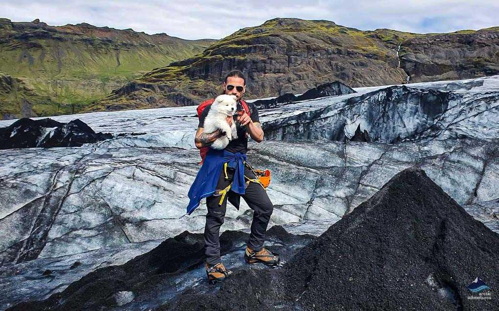 Bilbos Bule Ice Cave
