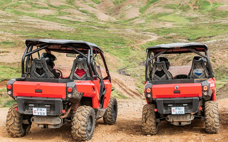 Golden Circle Super Jeep & Buggy Riding tour | Day Tour