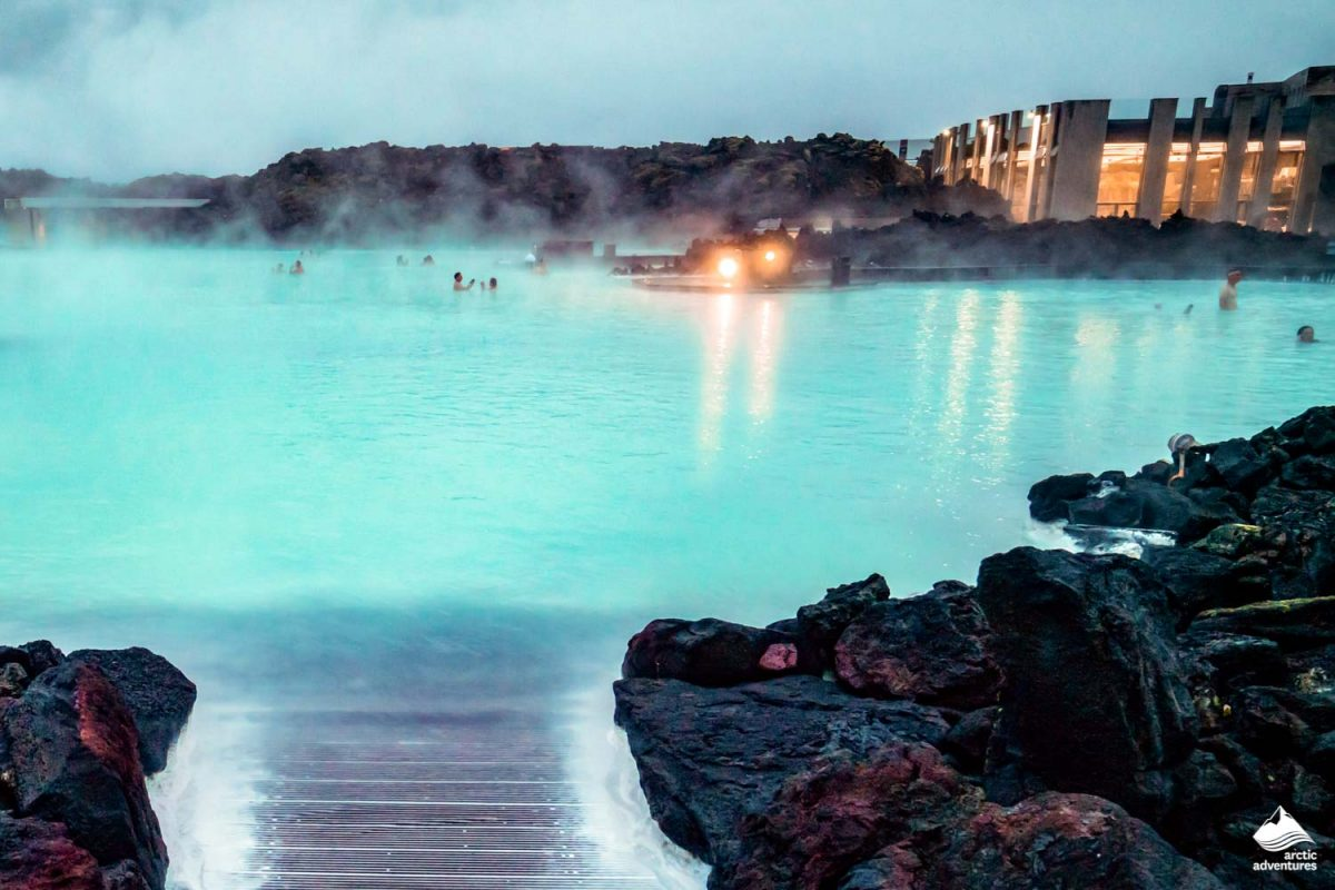 Geothermal Spa Blue Lagoon