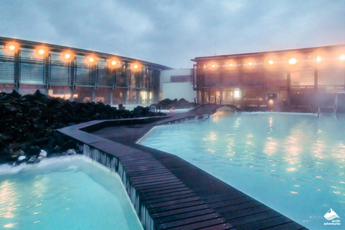 Spa Blue Lagoon in Reykjavik