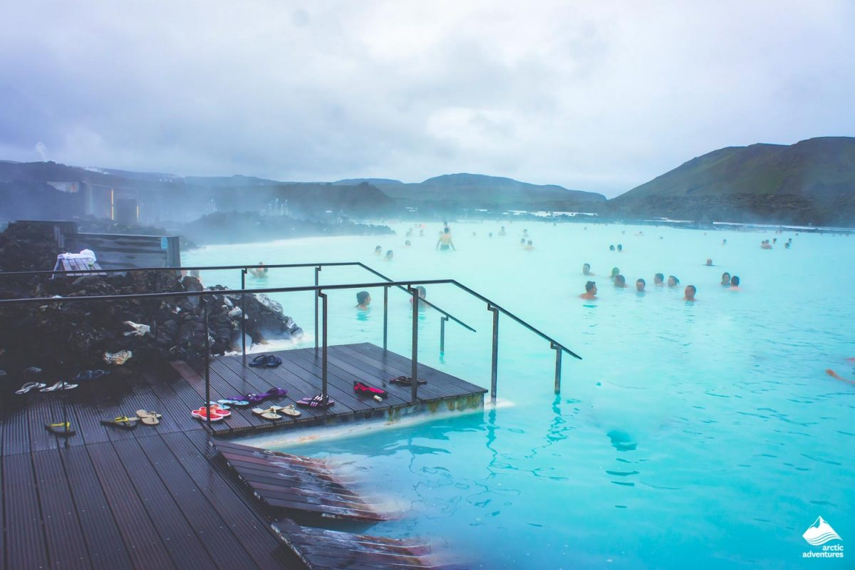 Geothermal Spa Resort in Blue Lagoon