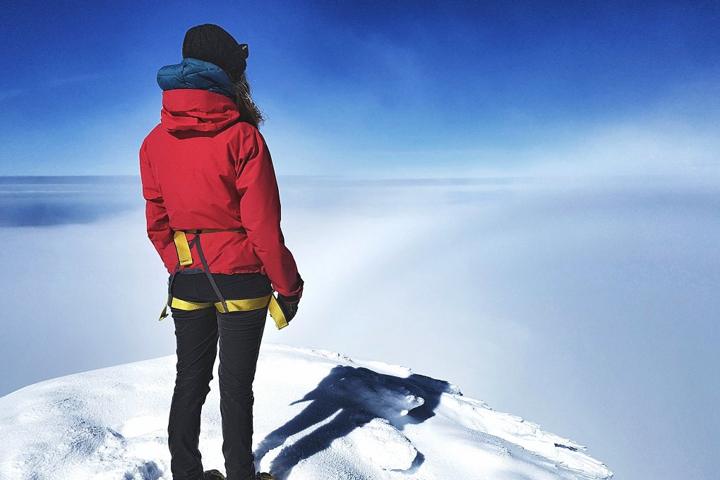 Snsefellsjokull glacier hike