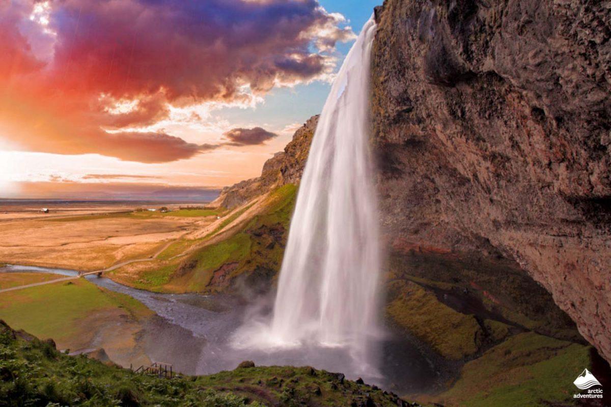 Seljalandsfoss Waterfall