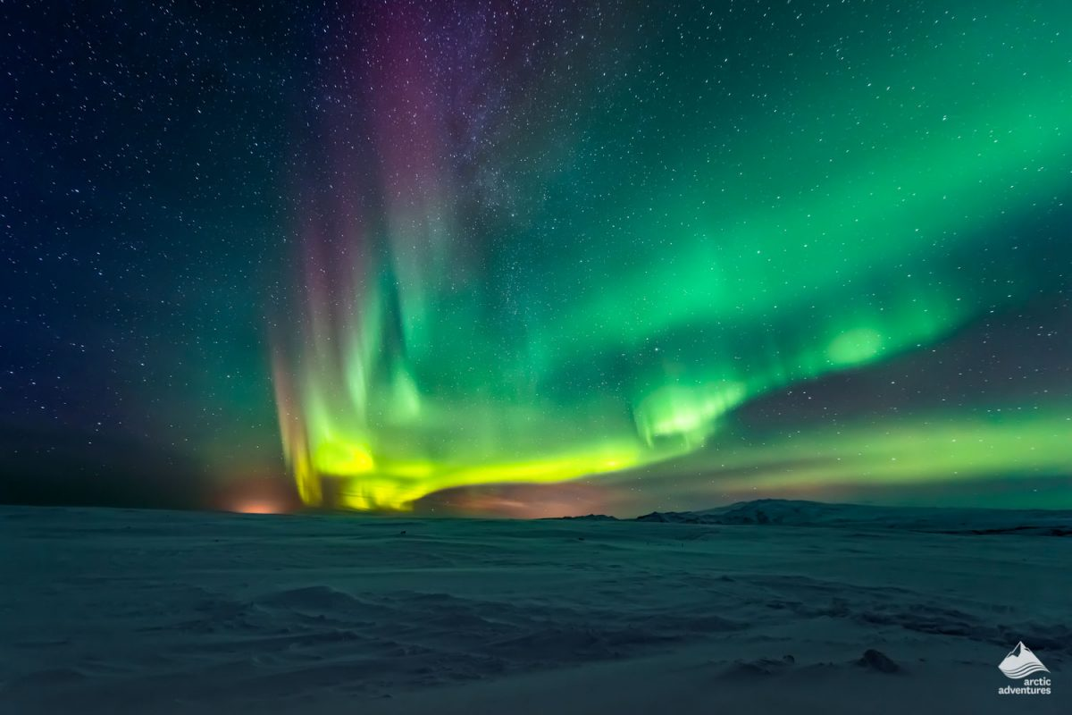 Northern Lights scenery
