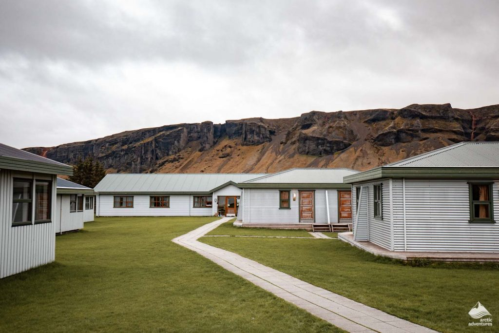 Guesthouses in hotel Geirland