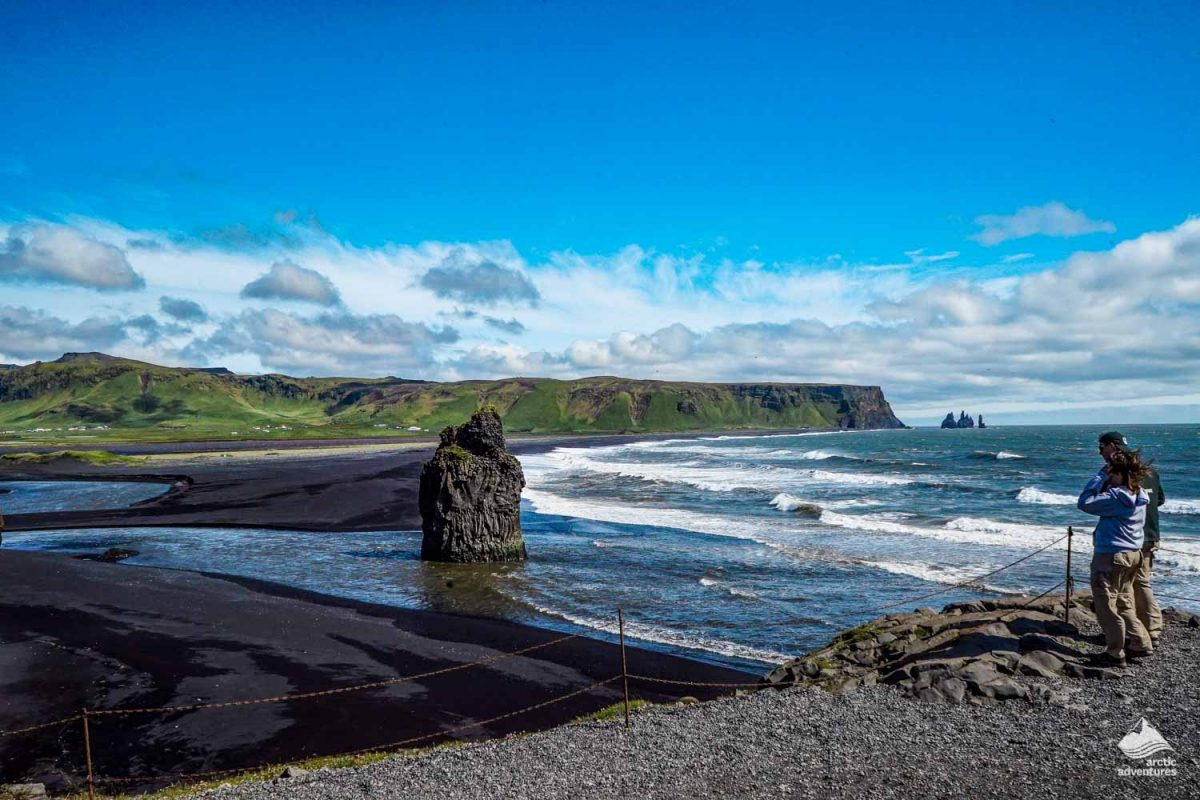 Reynisfjara Dyrholaey on the South Coast