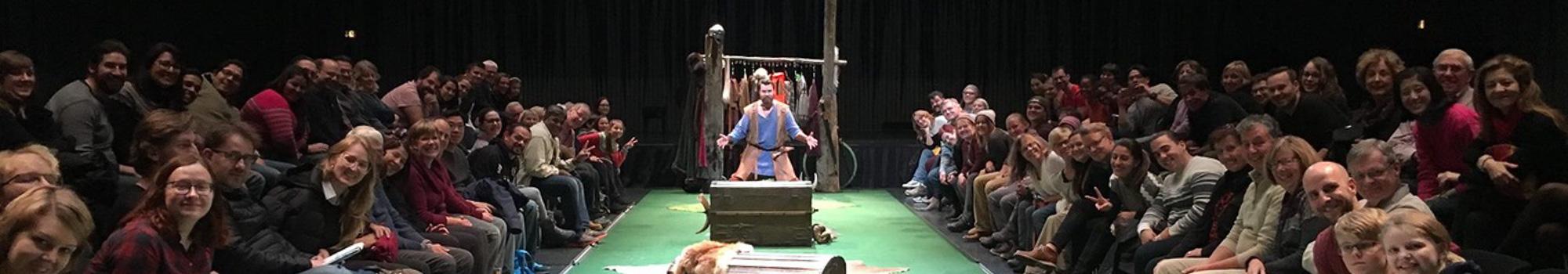 Icelandic Saga show