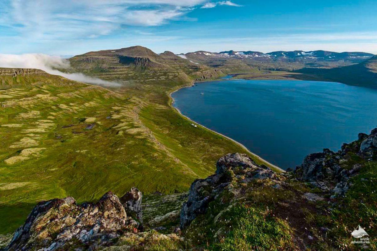 Hornstrandir nature reserve landscape