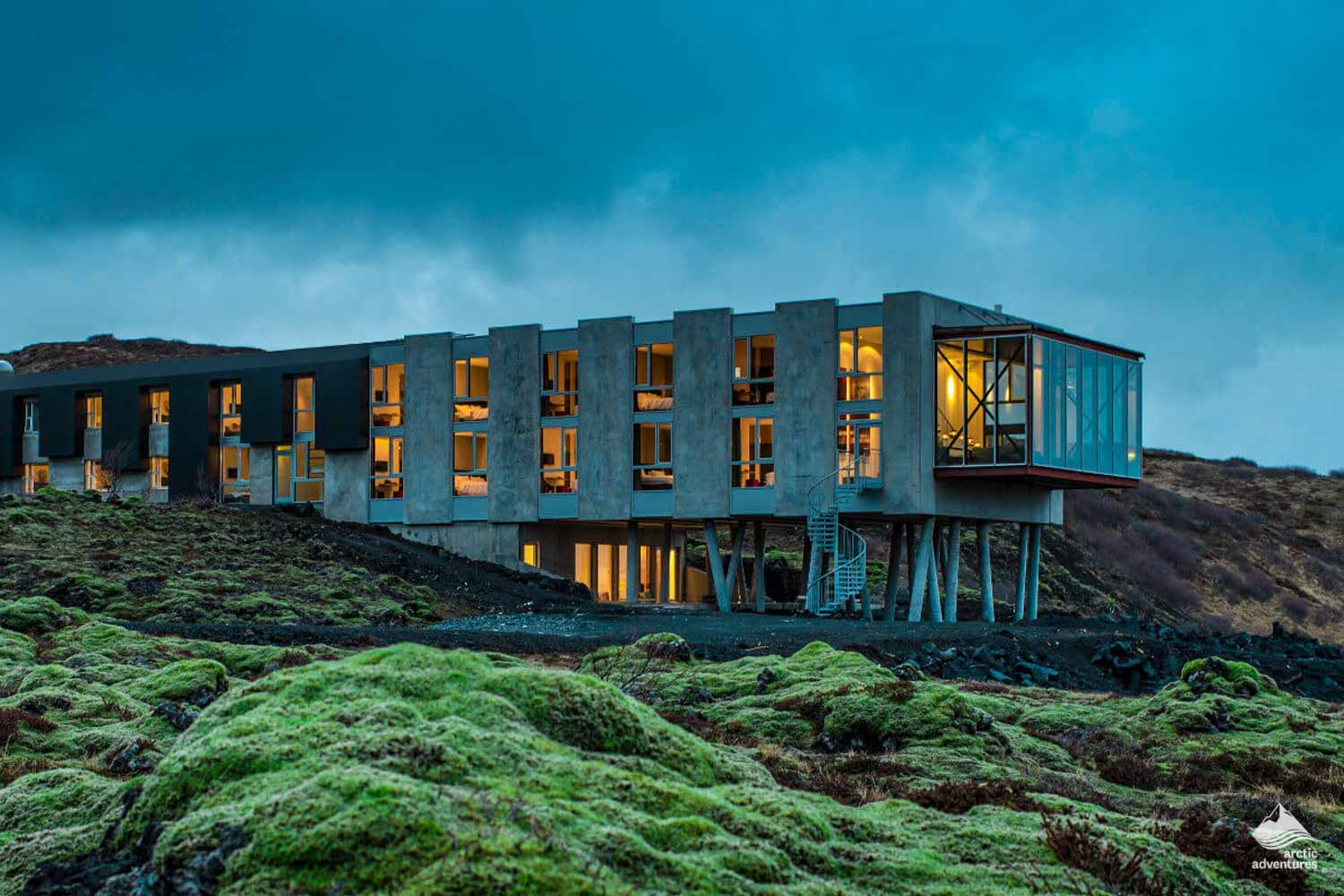 ION Adventure Hotel at Nesjavellir