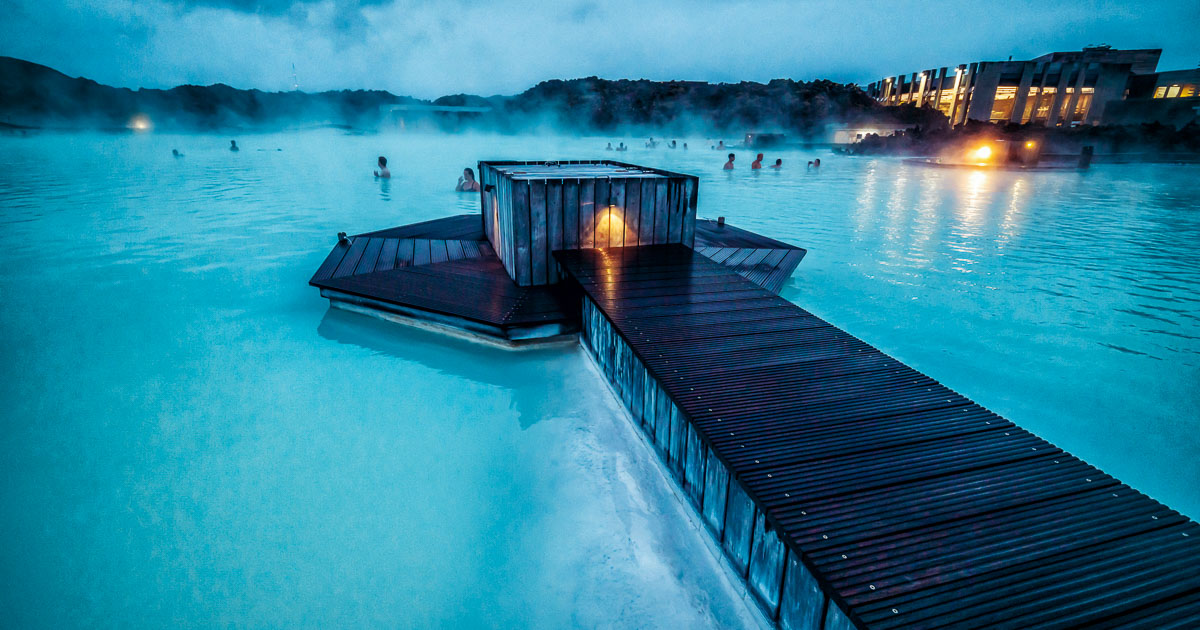 The Blue Lagoon Iceland Geothermal Spa Arctic Adventures